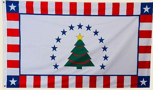 The American Christmas Flag Review